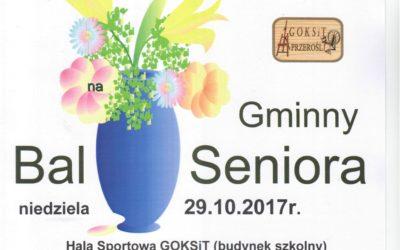 Bal Seniora 2017r.