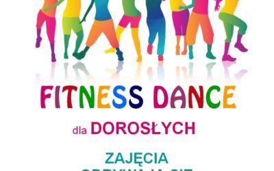 Zajęcia Fitness Dance dla dorosłych