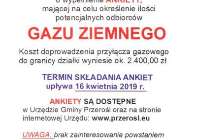 gaz 1.ankieta